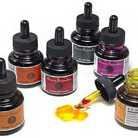 Inks and sealing wax