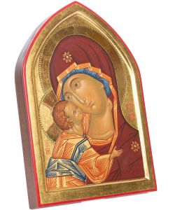 Mother of God of Tenderness model G1 25x35 cm
