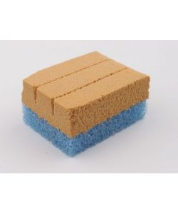 Soft wishab sponge, for cleaning paintings, restoration