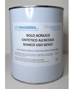 Chalk SYNTHETIC water, Masserini
