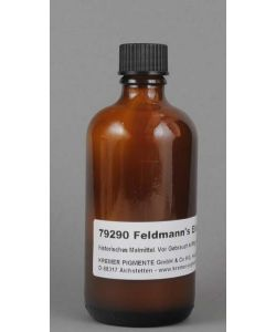 Tempera all'uovo FELDMANN 100 ml