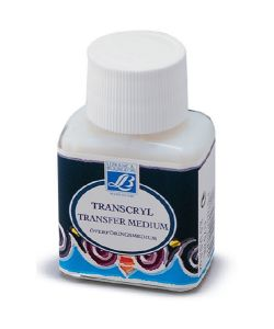 TRANSCRYL 75 ml. Lefranc to transfer images